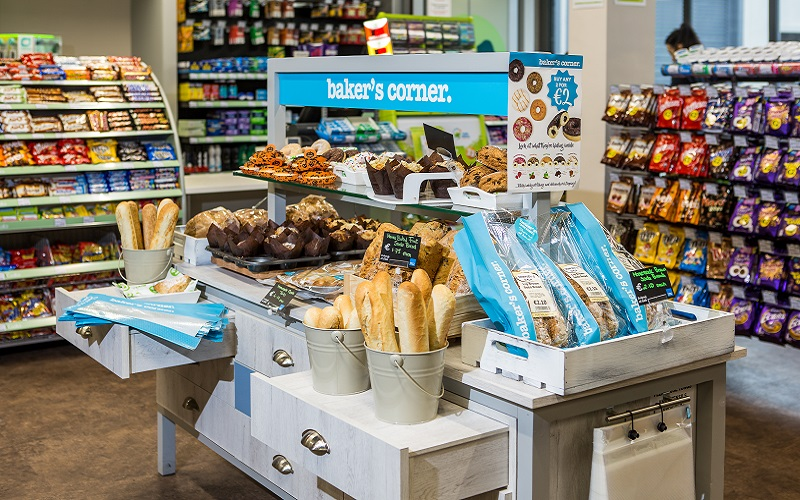 Symbol Success Irelands Forecourt Convenience Retailer
