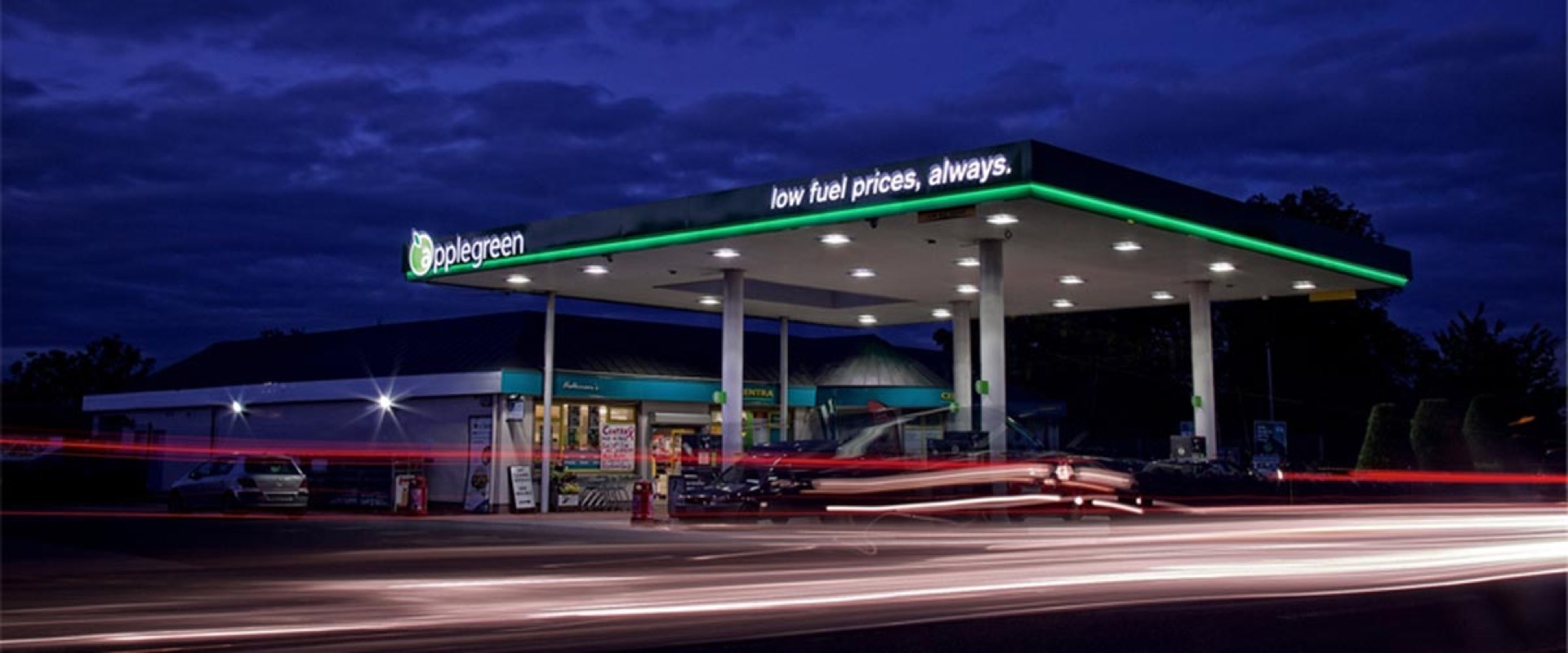 Petrol station operator and his duties 100