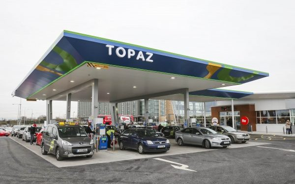 Topaz Re.Store fuelling the Irish economy