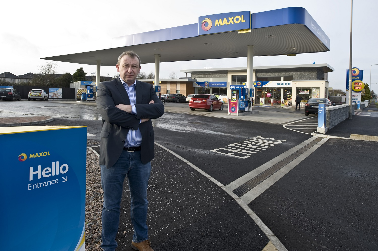 Maxol at the heart of it in Dundalk