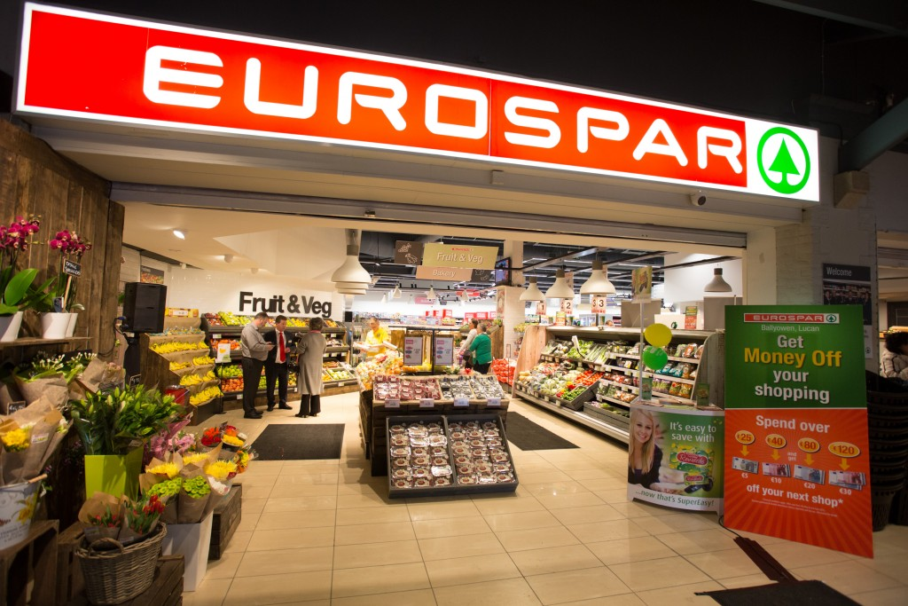 A Eurospar ran by BWG