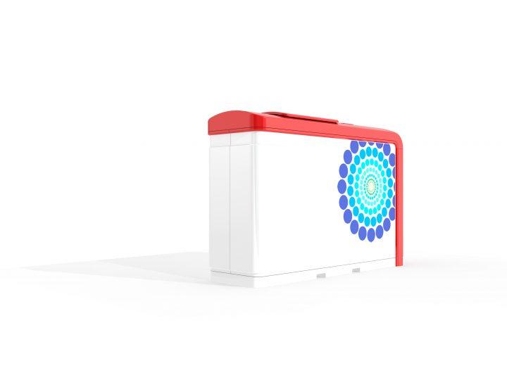 Slimline Edge – new Adblue tank