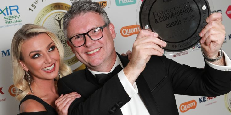 The 2018 Ireland's Forecourt & Convenience Retailer Award Winners