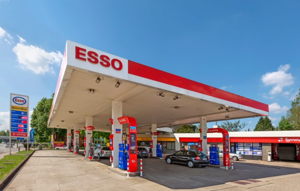 EG Group takeover of Esso network complete