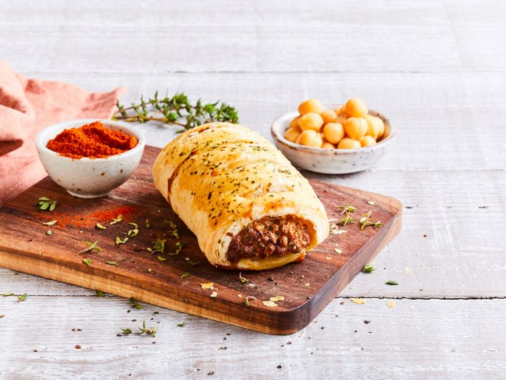 Sales boom for Applegreen Vegan Sausage Roll