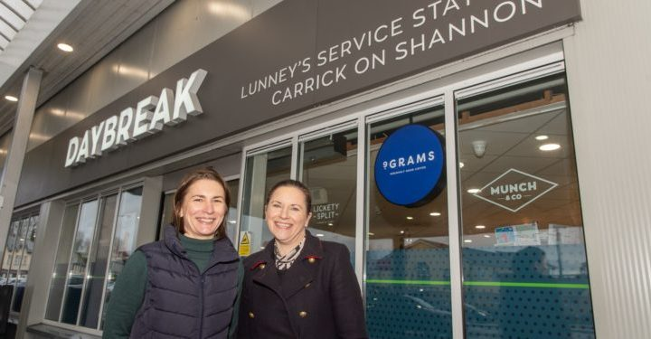 Meeting the needs of the modern consumer at Lunney's Daybreak
