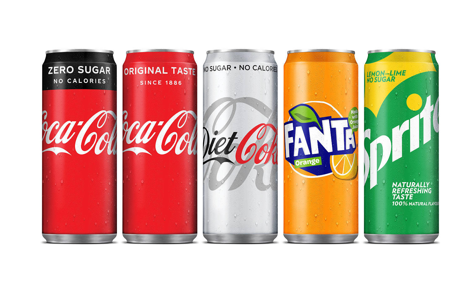 Coca-Cola introduces new Sleek Can; a first for the soft drink category in Ireland