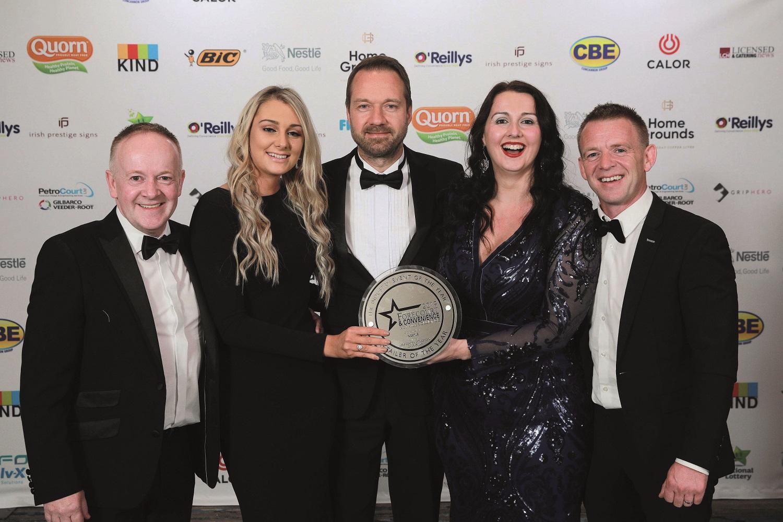 Enter the 2020 Ireland's Forecourt & Convenience Retailer Awards today