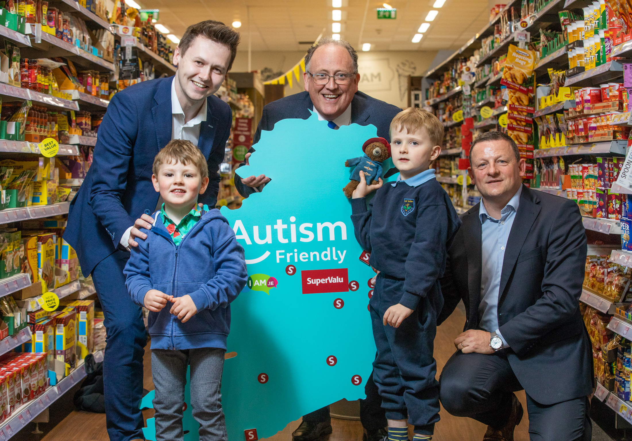 AsIAm and SuperValu Launch 'COVID-19 and Change' Seminar Online for Autism Community