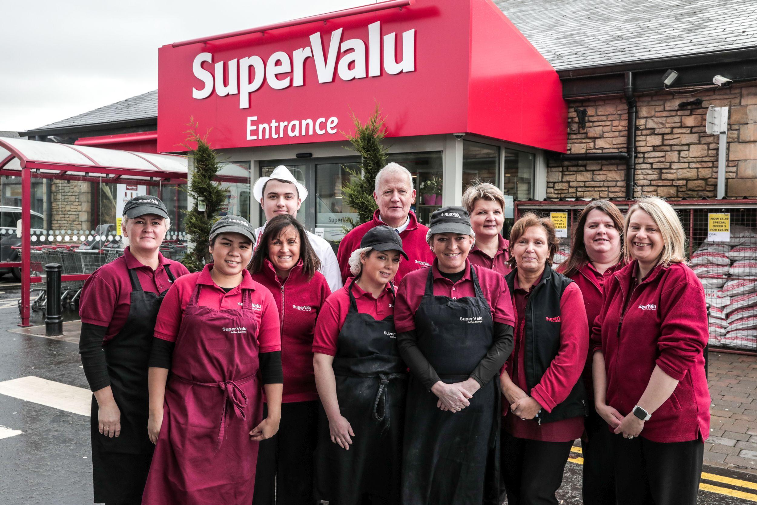 SuperValu soap sales surge by 400%