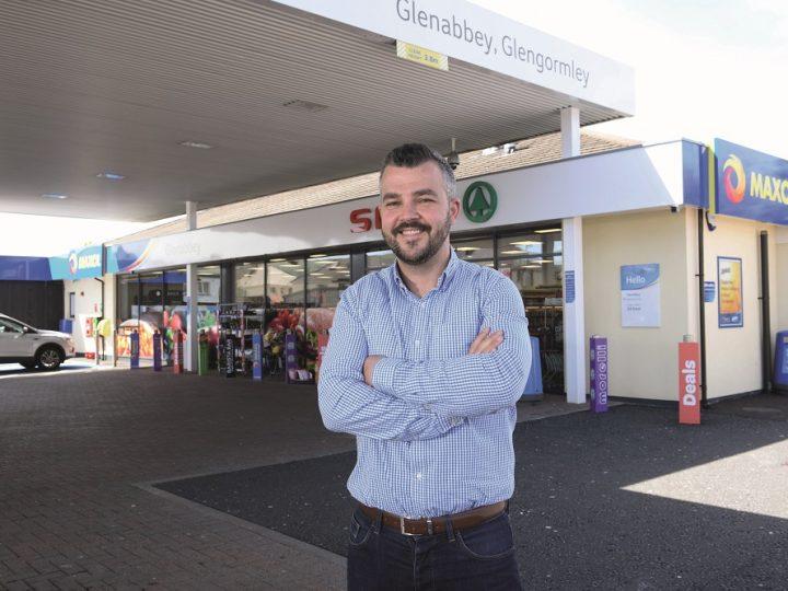 Maxol Glenabbey Service Station Glengormley enjoys a new lease of life