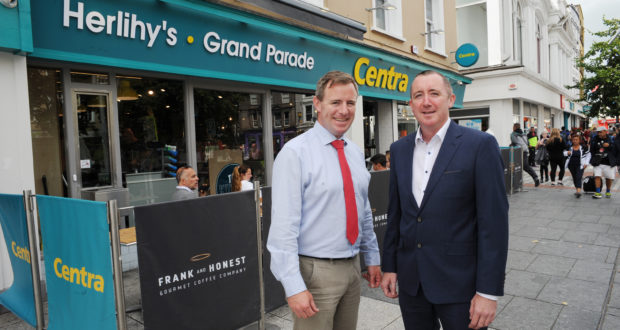 Small Changes Making a Big Difference with Brian Herlihy of Centra