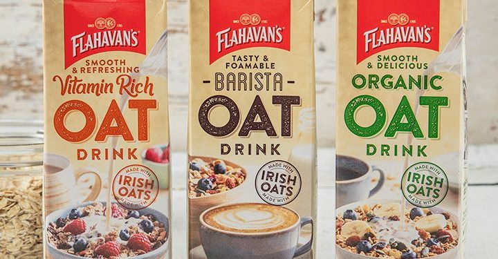 Flahavan's launches oat drink range