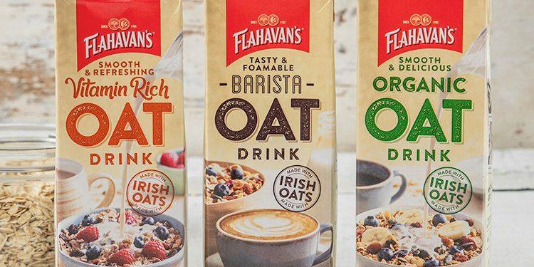 Flahavan's launches oat drink range