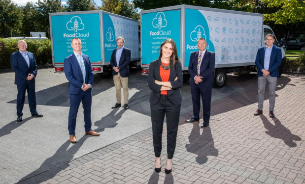 Leading Irish retailers join forces for FoodCloud charity initiative