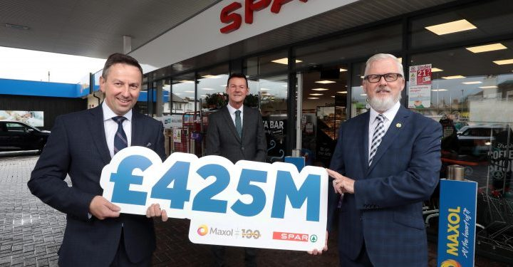 Maxol and Henderson Group renew contract with £425M deal in NI