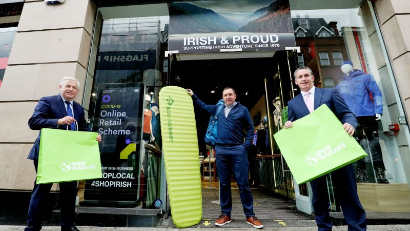 Minister for Retail to the rescue