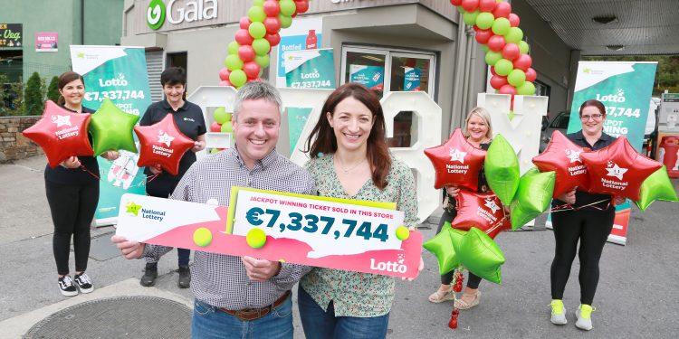 Gala customer wins big in Galway!