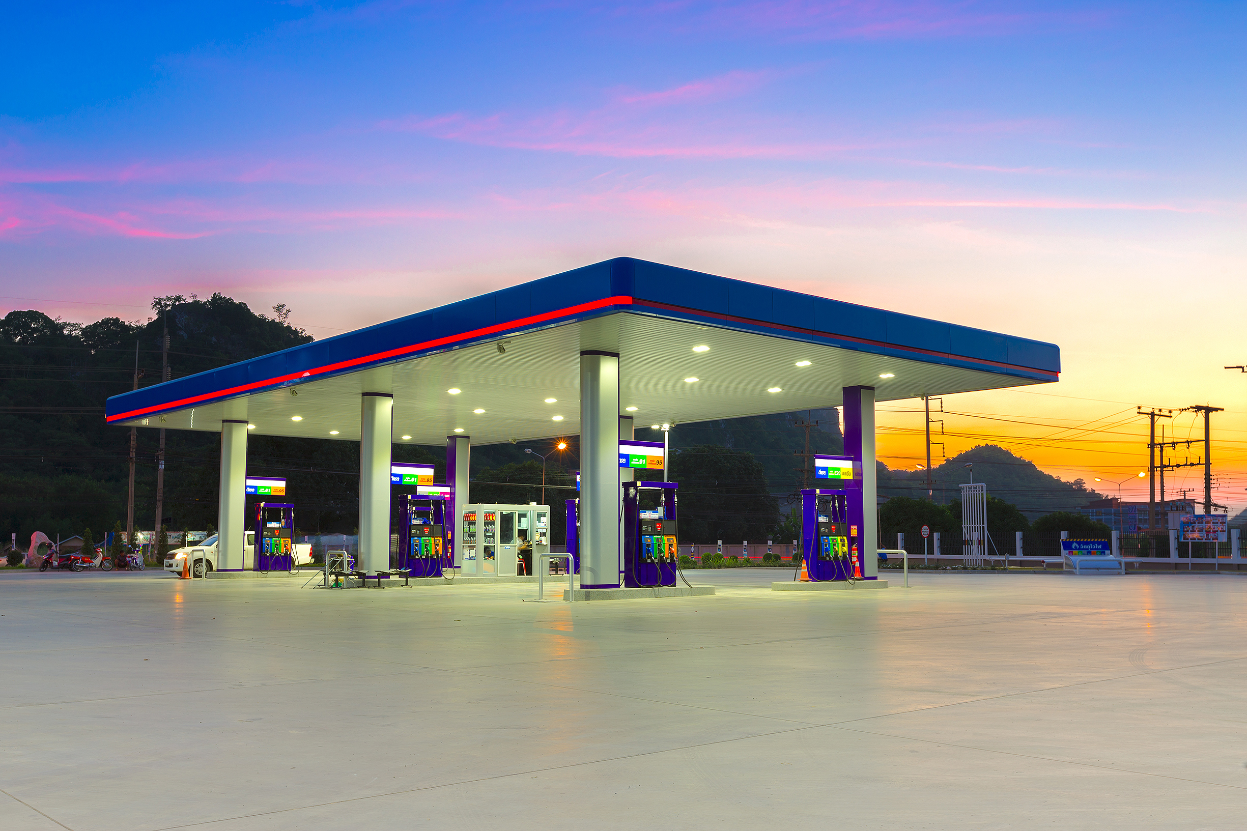 Why renovate your forecourt