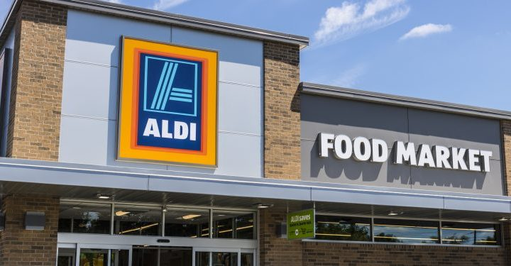 Aldi rewarded for its excellence with global award-winning recognition