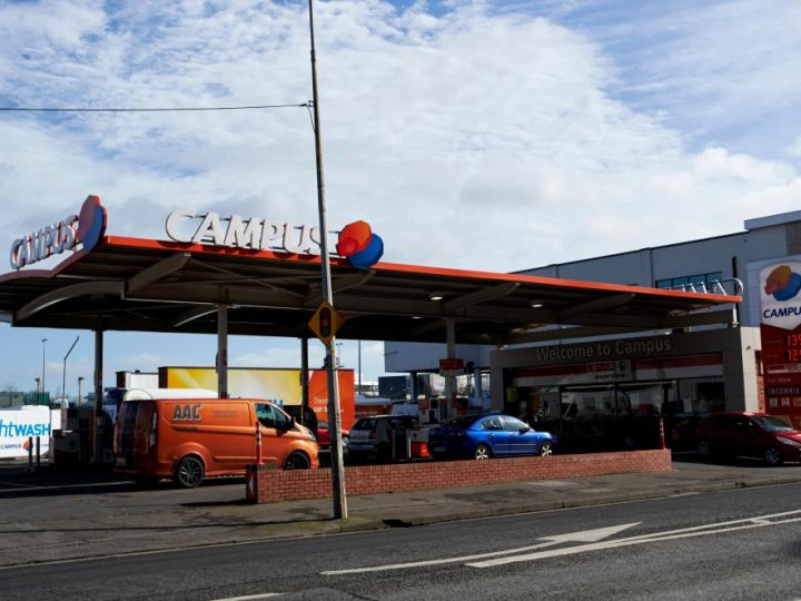 Northern Ireland's LCC buys Campus Oil service stations