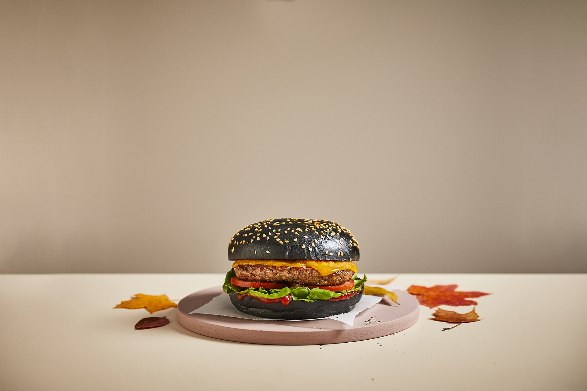 Circle K introduce Halloween inspired Black Jack Burger for a limited time only