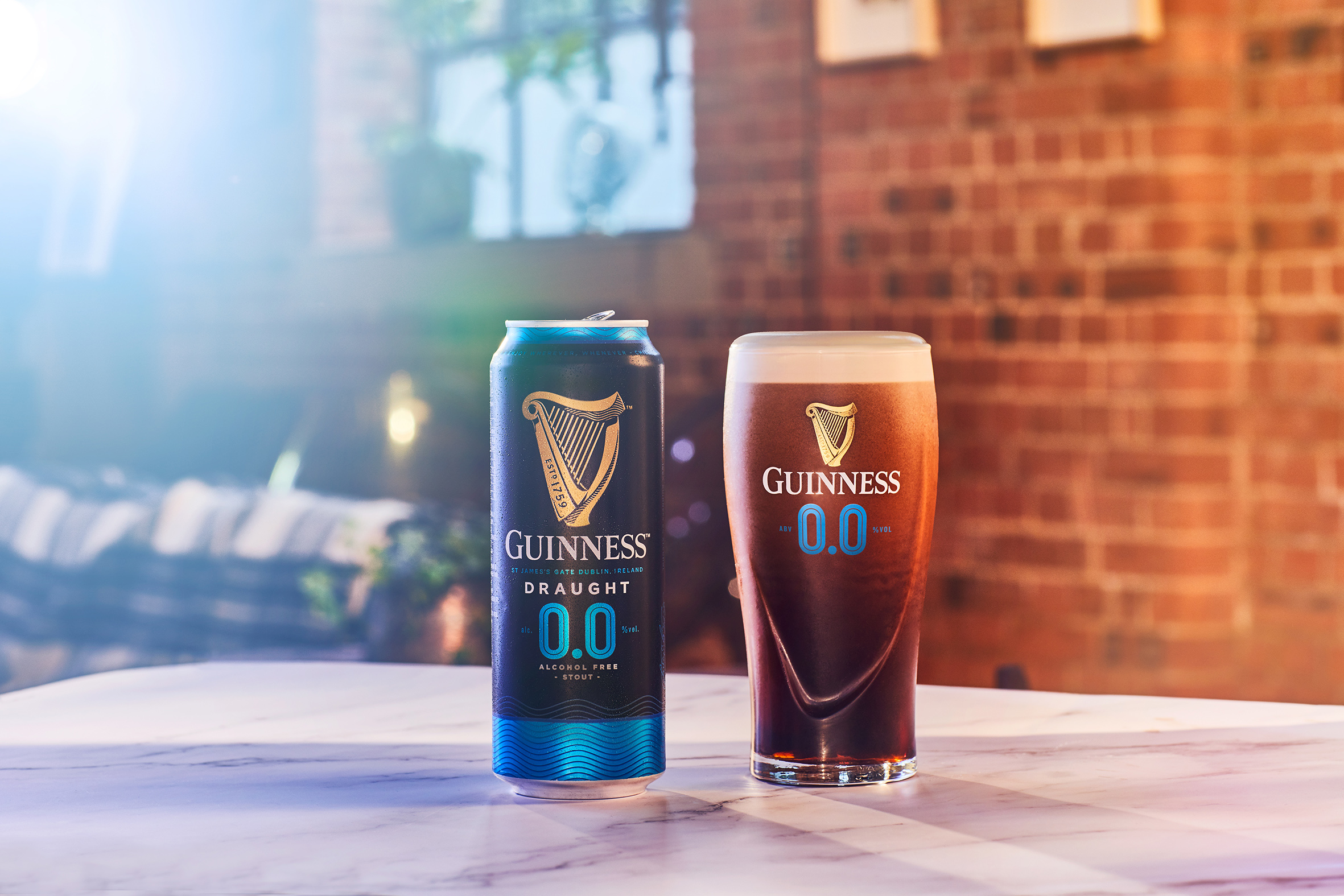 Guinness launches 'Guinness 0.0', the Guinness with everything except alcohol