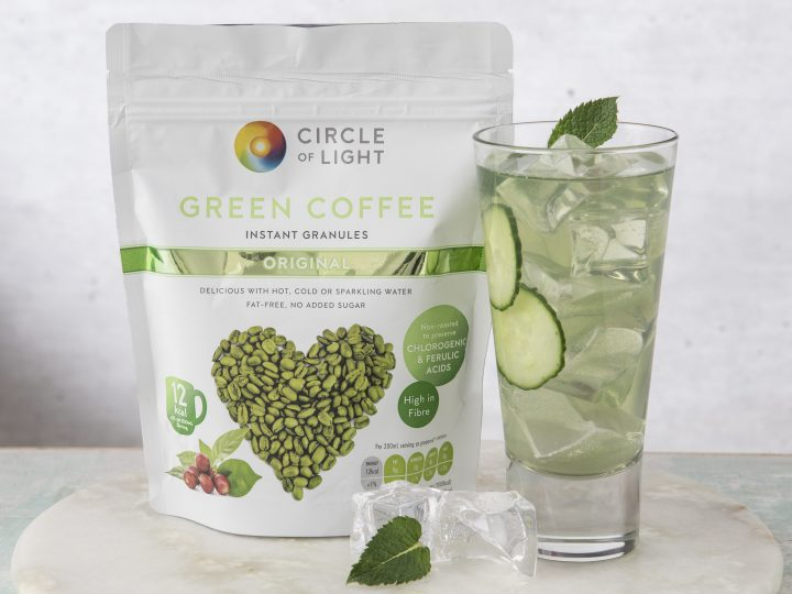 Circle of Light launches first-to-market range of Green Coffee and health beverages