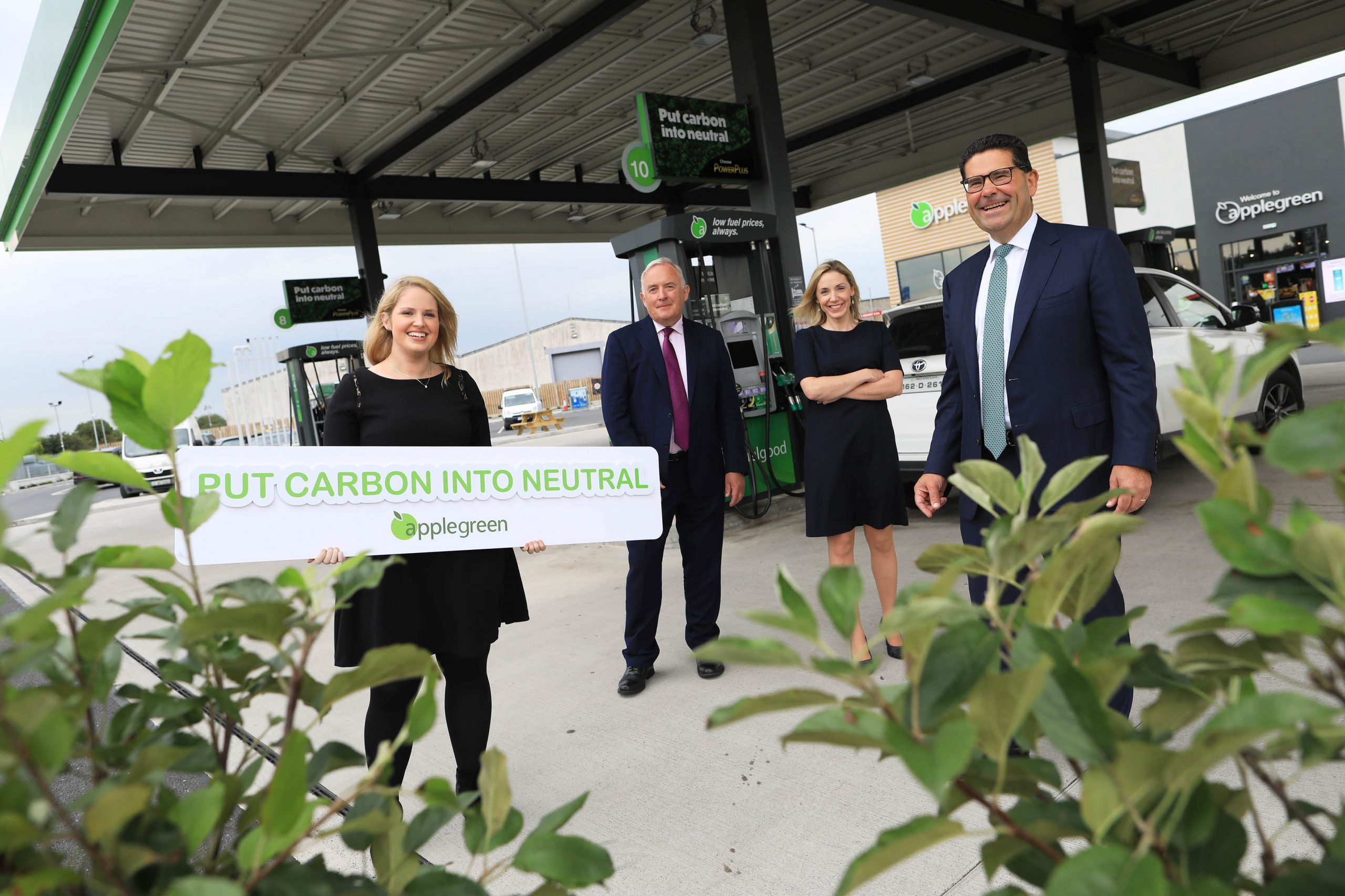 Applegreen to offer Irish customers CarbonNeutral® driving with PowerPlus fuel