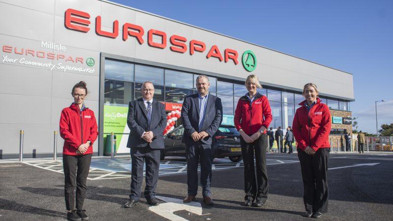 EUROSPAR Millisle has a reason to smile following £3m investment