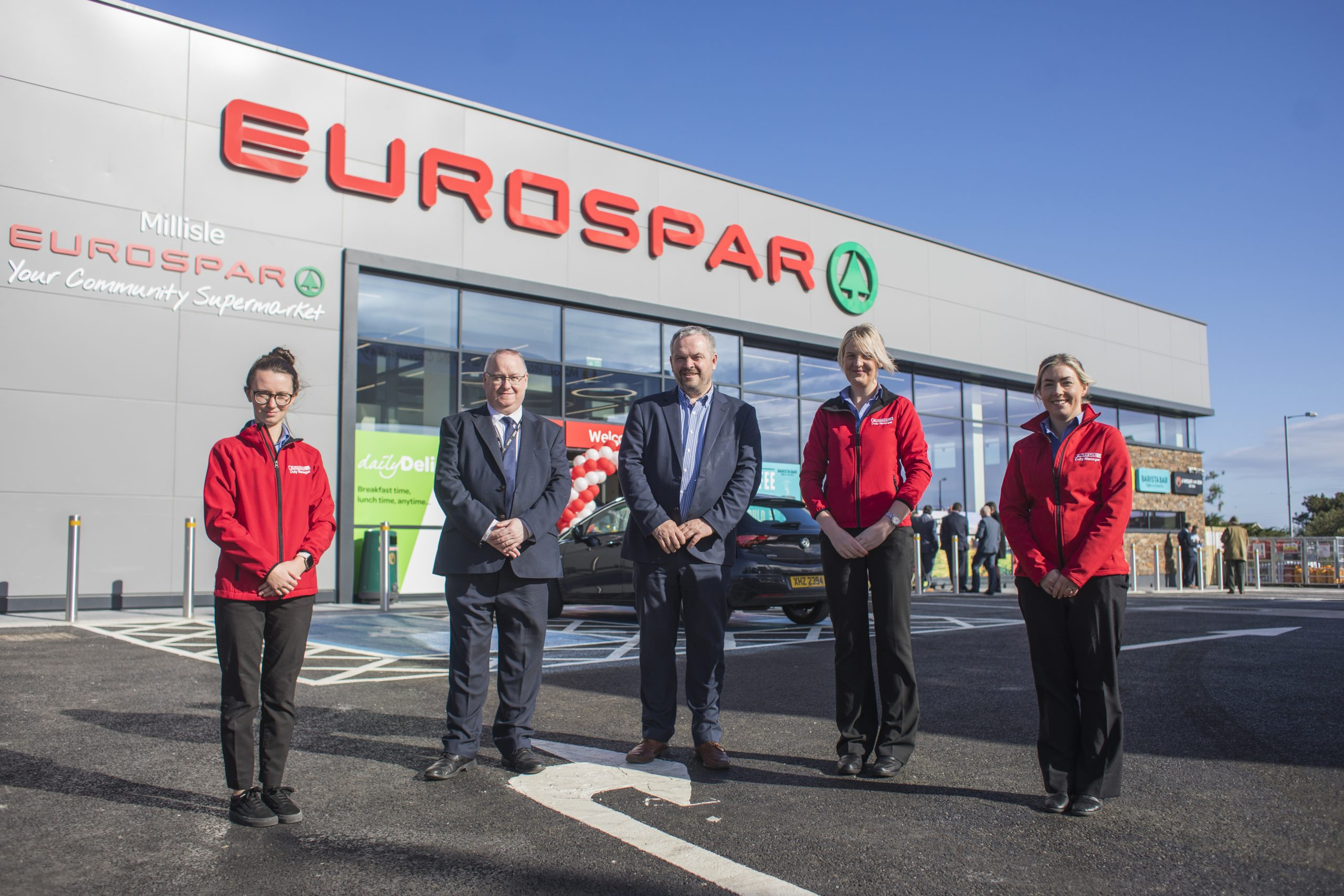 EUROSPAR Millisle has a reason to smile following £3m investment