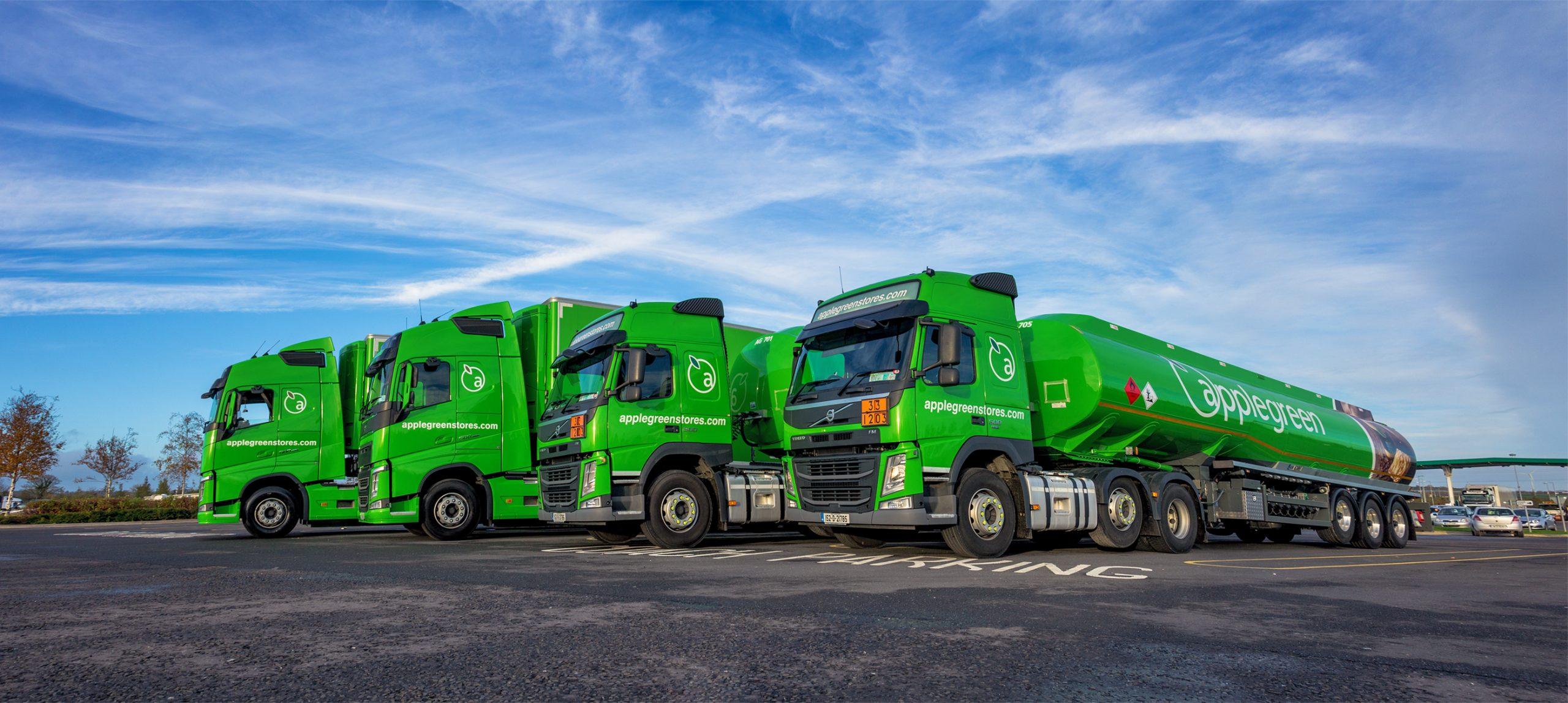 Applegreen commercial fleet now Driving CarbonNeutral®