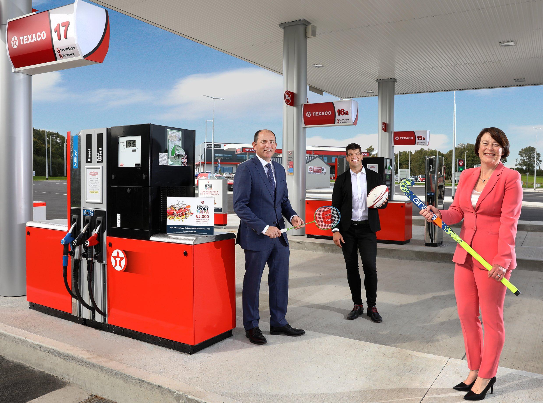 Valero Energy launches 'Texaco Support for Sport'