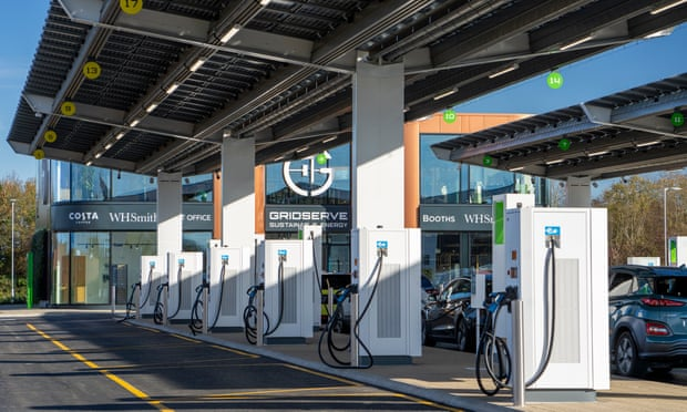 Further investment into Gridserve by Hitachi announced – Plans for 100 EV forecourt roll out
