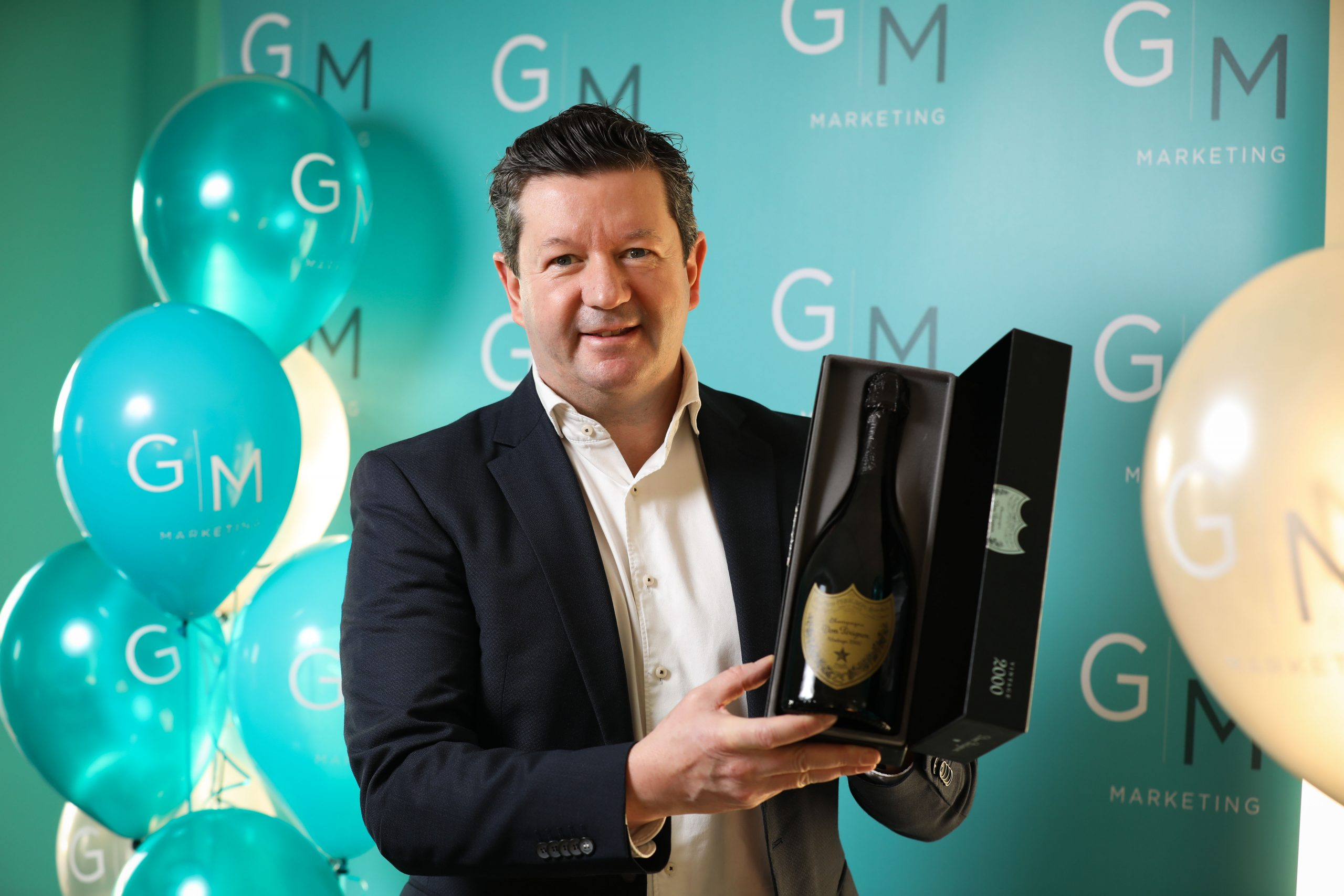 Belfast based but serving all Ireland – GM Marketing celebrates 21 years in business