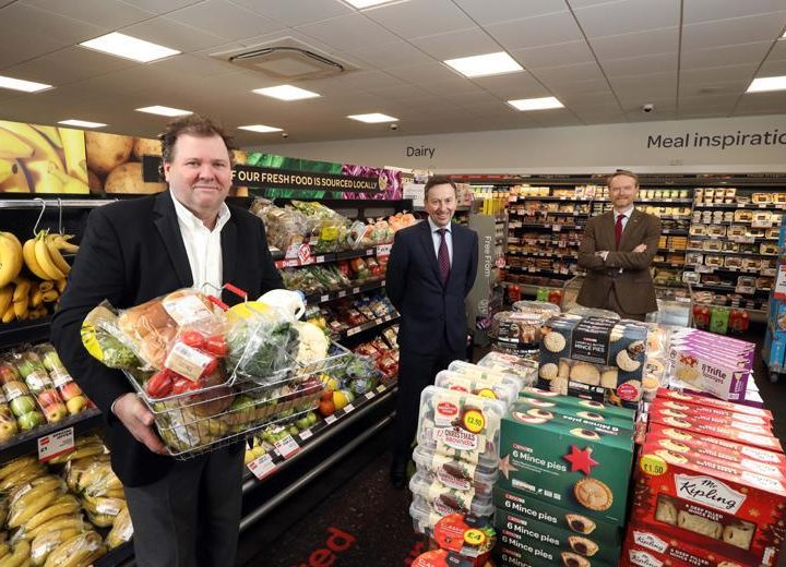 Maxol's refurbishment of  Antrim's Townparks service station completed