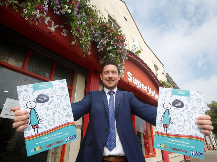 SuperValu & AsIAm Autism-Friendly Learning Resource Returns to SuperValu stores