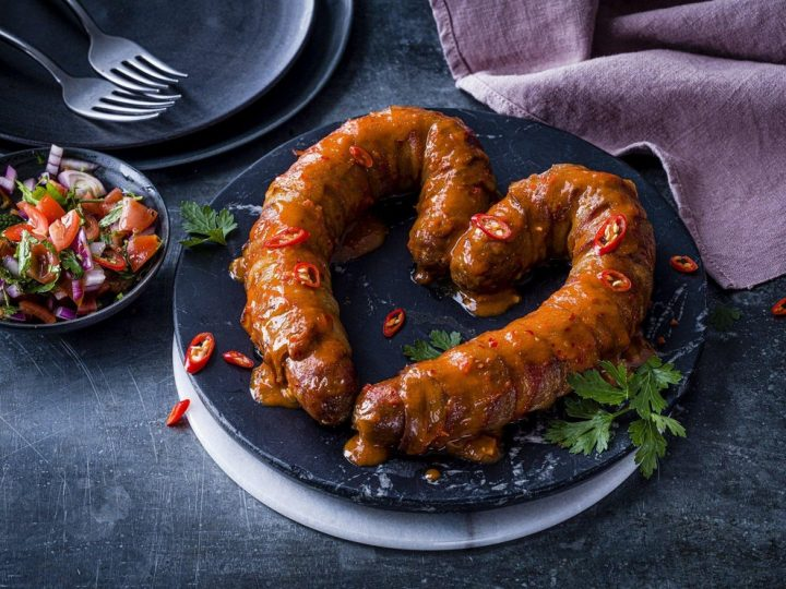 Happy Valentine's Day -Finnebrogue Artisan bring back the Love Sausage with M&S