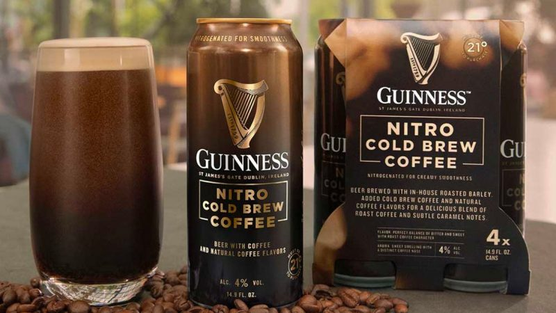 Guinness Reimagines Coffee With New Brew