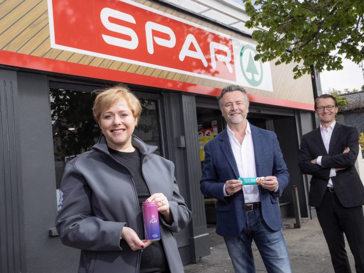 Irish Brands Fulfil and Mude gain access to the SPAR international retail store network