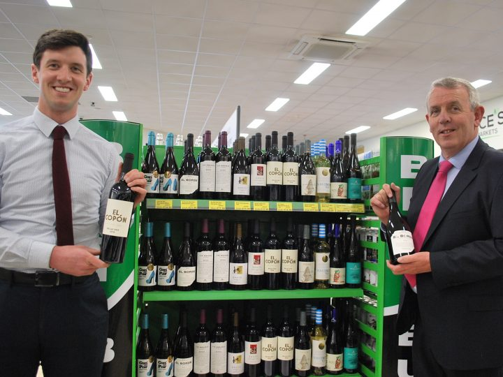 Joyce's all set for summer with exclusive Spanish wines and locally sourced desserts