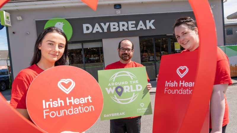 Daybreak launch 'Around the World' challenge – 300 employees and 96 stores involved