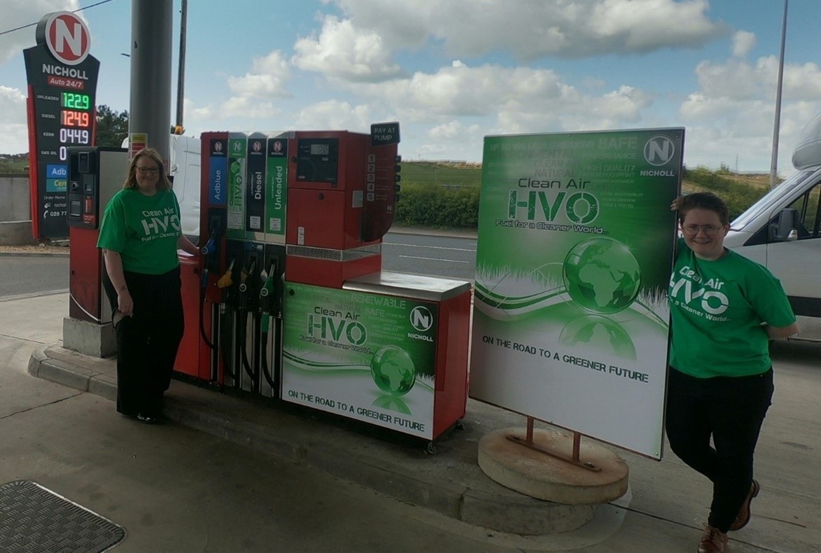 Nicholl Fuel Oils increase product portfolio with new waste based renewable fuel