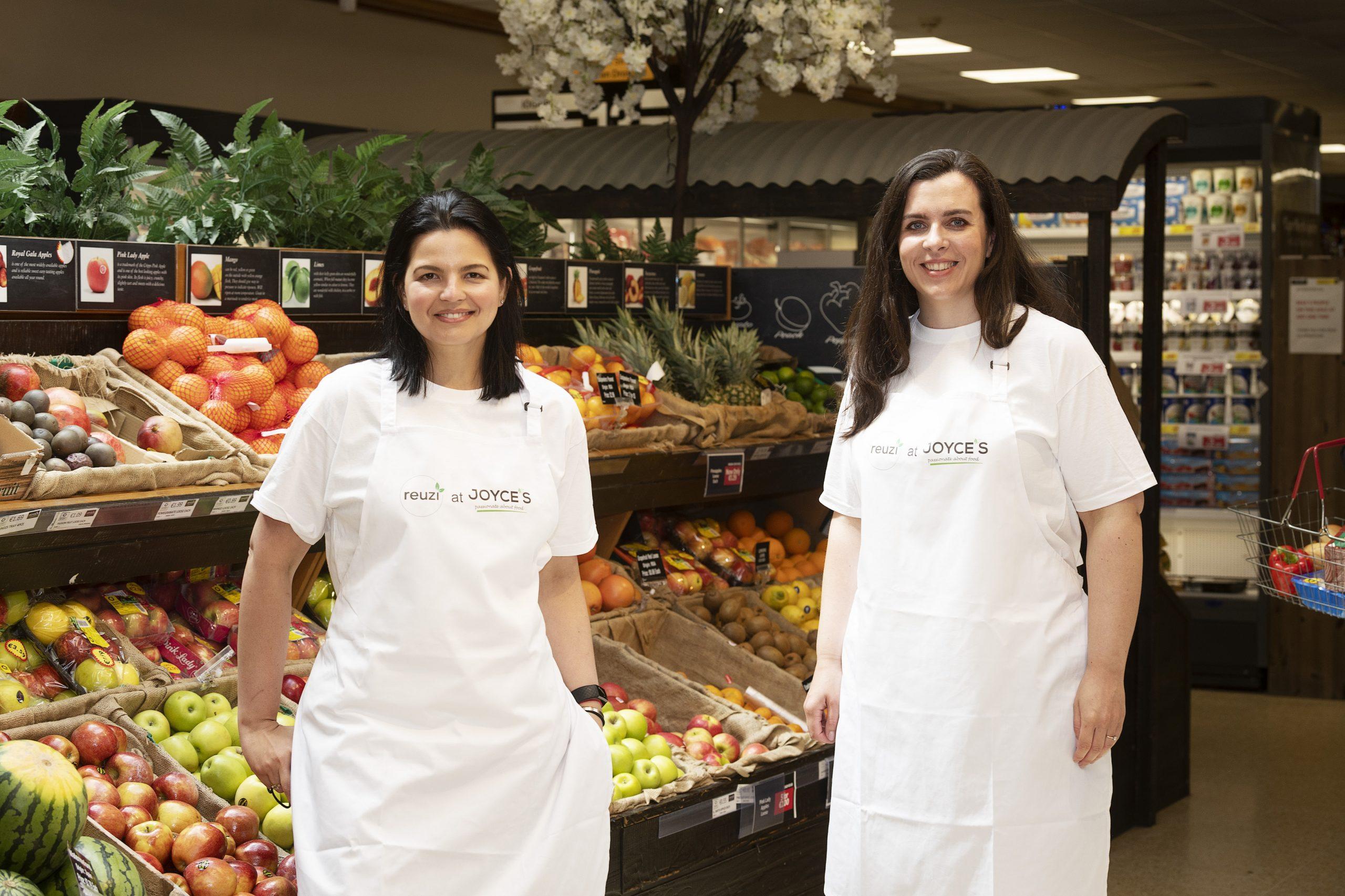Joyce's Supermarkets partners with minimal waste store reuzi