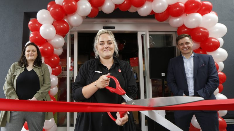 Circle K unveils renovated service station in Brennanstown, Bray