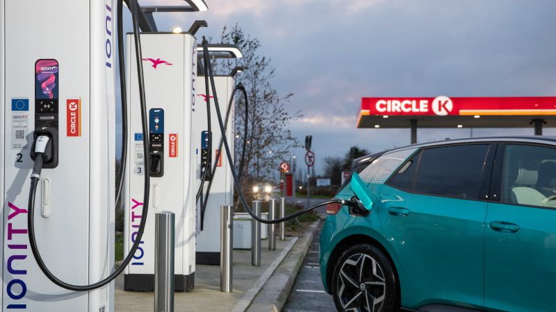 Circle K says over half of motorists will drive EVs by 2030