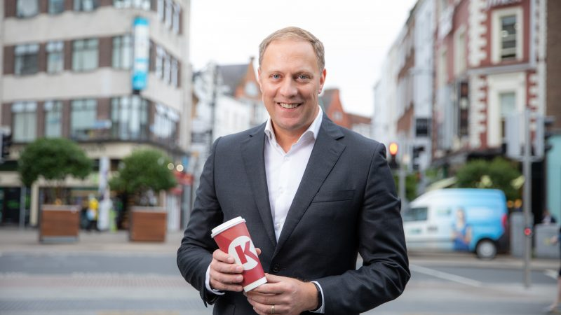 Circle K acquires 10 high street stores from Griffin Group
