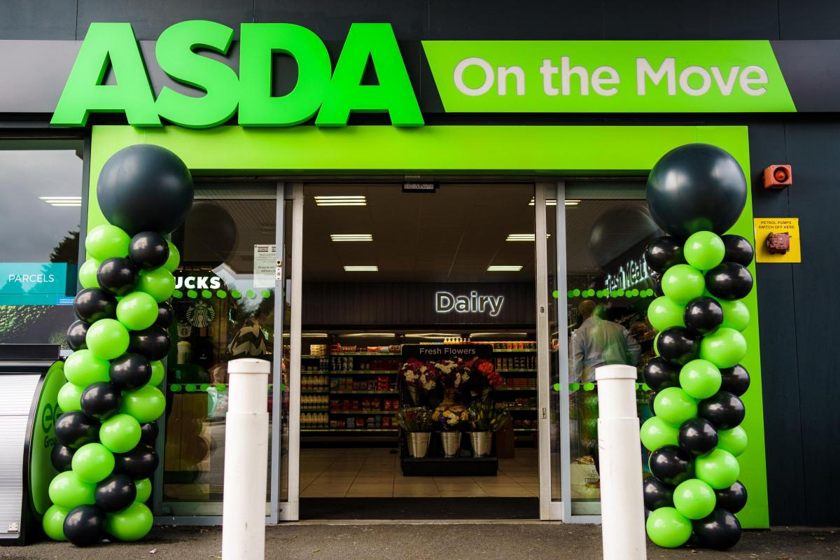 Asda on the Move – Roll out of 200 convenience stores across forecourts confirmed