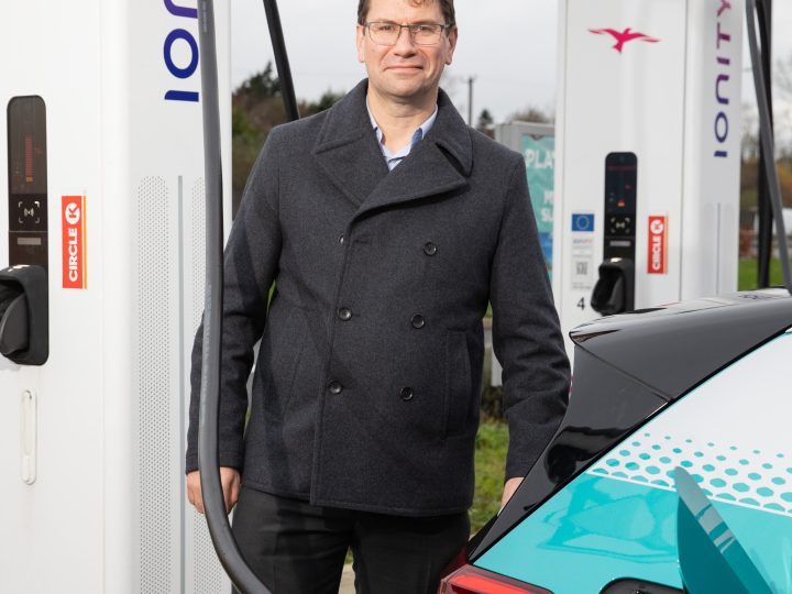 Circle K plans to roll out its own charging equipment across its Irish sites