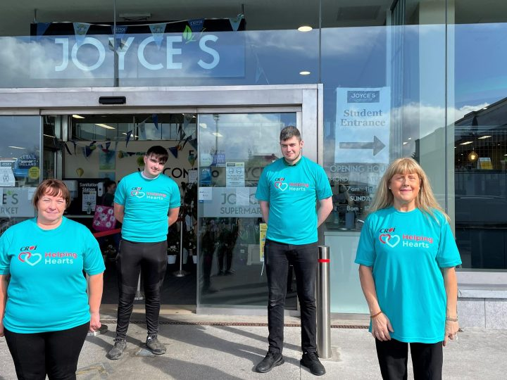 Joyce's Supermarkets teams up with Croí to raise awareness about heart disease